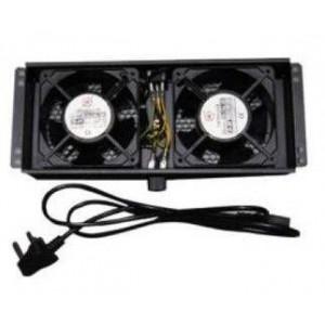 Kstar Fan Unit For Network Racks - Dual Fan