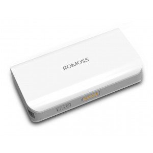 Romoss Sailing 2 5200mAh Power Bank - Up to 3 full charges!