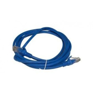 Switchcom Distribution 1m CAT5 Blue Flylead