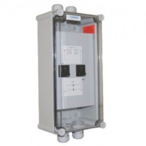 Battery Safety Breaker SLIM-200  75V/200A
