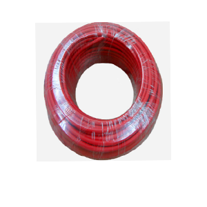 Helukabel 4mm2 single-core DC cable 100m - Red