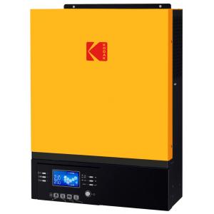 KODAK Axpert VMIII Solar 5000VA (5000W) PURE Sine Wave Inverter 48V- 80A MPPT (4000W) (Hybrid) - 430V Solar Input