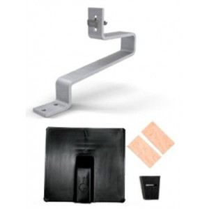 Renusol flat tile solution with Genius flashing