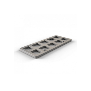 5-mm spacer plate