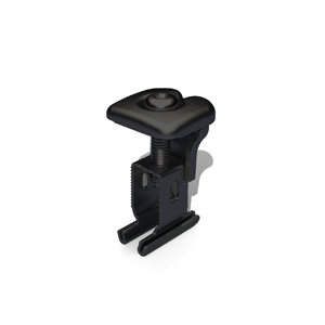 RS1 Universal End and Mid Clamp 30 - 50mm Black ONE FOR ALL