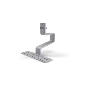 Roof hook UK Pantile (without wood screw)