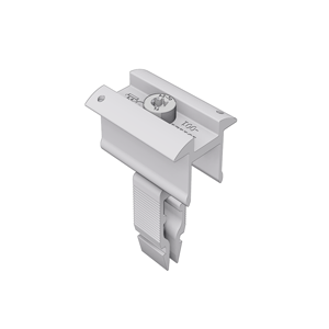 Mid Clamp Rapid16 30-40mm Silver