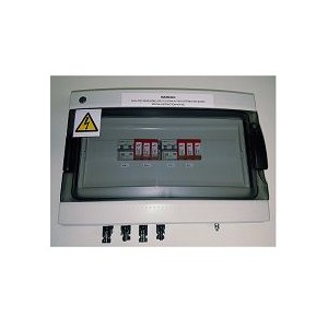 1000V Protection Box 1 Inputs 1 Outputs 16A Isolator Type II SPD