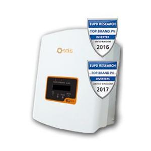 Solis 1.5kW Mini 4G Single Tracker