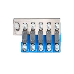 Busbar to connect 5 VIC-MEGA-HOLDER