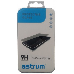 Astrum Tempered Glass for iPhone 5 / 5c / 5s 9H .32mm