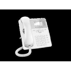 Snom D717 6 Line Desktop Phone with Dual Gigabit Ethernet