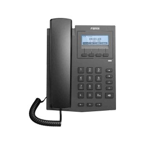Fanvil 2SIP Entry Level VoIP Phone with PSU