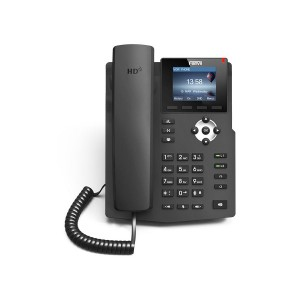 Fanvil 2SIP Colour Screen VoIP Phone with PSU