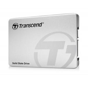 Transcend 64GB 2.5 inch Solid State Drive SATA III 6Gb/s (Premium) - Aluminium Casing