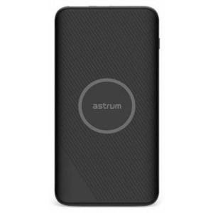 Astrum PB310 Black 10000mAh Wireless Charger Powerbank