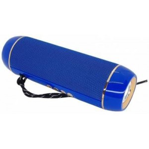 Microworld H13 Blue Bluetooth Speaker / USB / FM / MicroSD