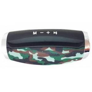 Microworld G30 Black + Brown Bluetooth Speaker / USB / FM / MicroSD