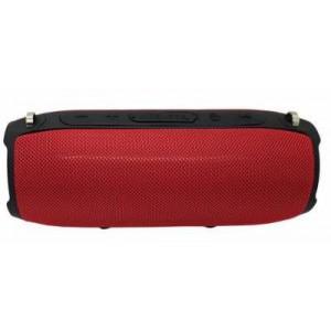 Microworld E8 Red Bluetooth Speaker / USB / FM / MicroSD