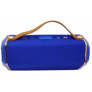 Microworld H10 Blue Bluetooth Speaker / USB / FM / MicroSD