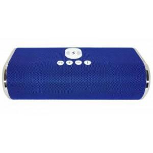 Microworld DV11 Blue Bluetooth Speaker / USB / FM / MicroSD