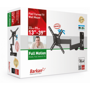 """Barkan BRAE2400 Four Movement (fold,rotate,swivel and tilt) up to 39 """""""