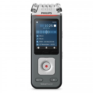 Philips DVT6110 VoiceTracer Music Recorder