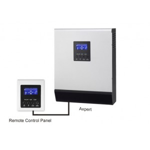 Axpert Remote Control Panel