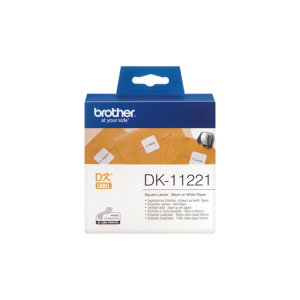 Brother DK 11221 23mm Square Label
