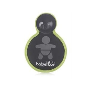 Babymoov Baby On Board Car Sign - for baby's safety in the car, day and night, Visible at day and night due to the use of a phos