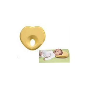 Babymoov Lovenest Headrest Cushion - Yellow, Ultimate Ergonomic Head And Neck Support: The pillow creates a cocoon-like holding