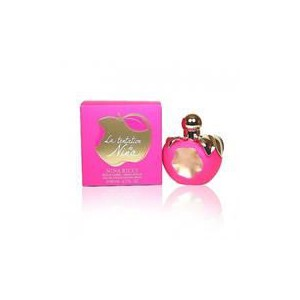 Nina Ricci La Tentation Limited Edition for Woman EDT 50ML (Parallel Import) Retail Box No Warranty