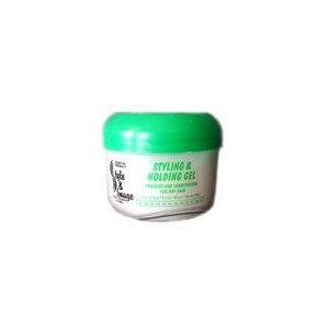 Style and Image Styling and Holding Gel 250 ml Tub- Ideal to create, mould any shape and keeps your hair style in place and give