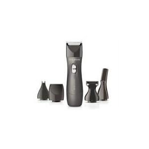 Taurus Hair Clipper 5 In 1, Plastic, Black Retail Box 1 year warranty