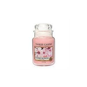 Yankee Candle Cherry Blossom Large Jar Retail Box No warranty