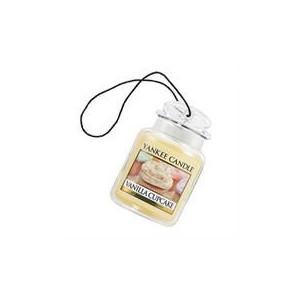 Yankee Candle Vanilla Cupcake Car Jar Retail Box No warranty