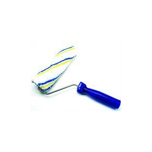 Noble 9 Inch Paint Roller-Blue Handle, Retail Packaging, 3 Months Warranty