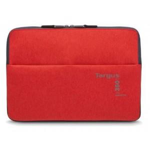 "Targus 360 Perimeter 13-14"" Laptop Sleeve - Flame Scarlet Red"
