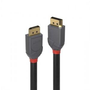 Lindy 3m DisplayPort 1.2 Cable, Anthra Line