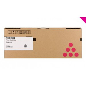 Ricoh SPC252HE High Yield Magenta Toner Cartridge with yield of 6000 pages