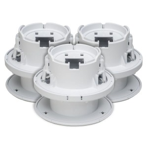 Ubiquiti UniFi G3 Flex Ceiling Mount Accessory 3 Pack