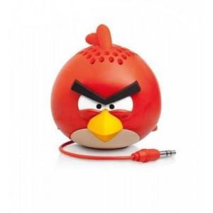 Classic Red Bird Mini Speaker