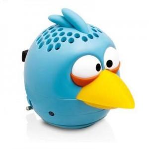 Classic Blue Bird Mini Speaker