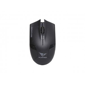 Alcatroz AirMouse Wireless Optical Mouse - Black