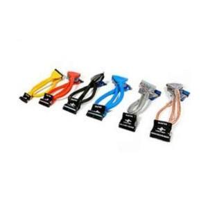 "Vantec IDE 18"" Cable Clear PVC with Copper Braid"