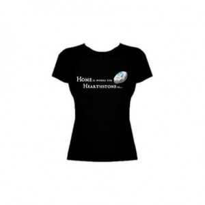Wow Tshirt H.stone Woman - Large