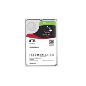 Seagate IronWolf 8TB 256MB Cache 3.5 inch Internal NAS Hard Disk Drive
