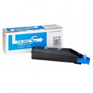Kyocera TK865C Cyan Toner Cartridge