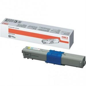 OKI M44973541 Yellow Laser Toner Cartridge