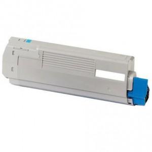 OKI M43872323 C5650 C5750 Cyan Toner Cartridge